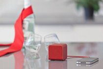 Nuforce - Cube - portable speaker